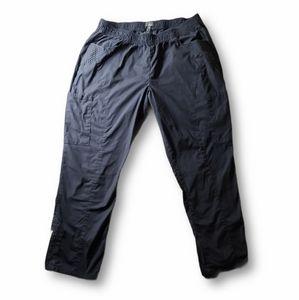 Jaanuu Black Jogger Pants
